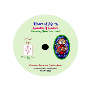 Heroes of Grace 2017-18 Program CD of pdfs