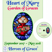 Heroes of Grace 2017-18 Program Inserts + CD